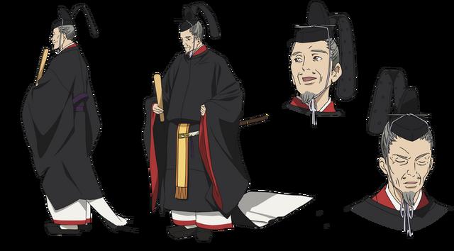 Файл:Character Design - Tenjin.png