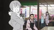 Yukine blaming Yato about their money