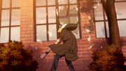 Yukine breaking windows