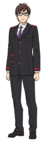 MainPage - Kazuma