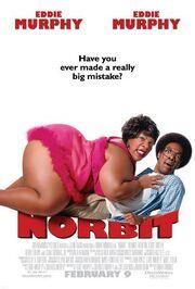 Norbit Poster Eddie Murphy Thandie Newton