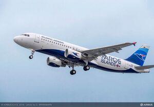 Atlantic Airways - A320