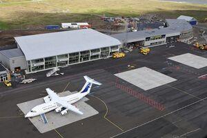 Vága Floghavn - nowy terminal