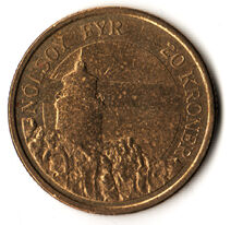 Borðan - moneta