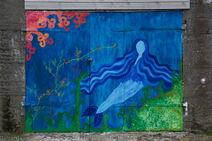 Nólsoy - mural 01