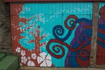 Nólsoy - mural 03