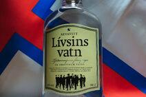Lívsins Vatn