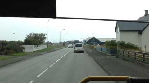 Hyperlapse experiment 1 Norðasta Horn to Tórshavn by bus