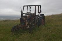 Nólsoy - traktor