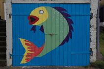 Nólsoy - mural 04