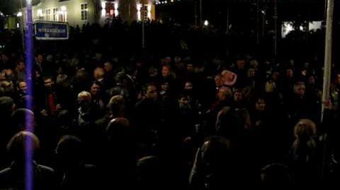 ÓLAFSVAKA 2009 2 Faroese Dance, Ormurin Langi.