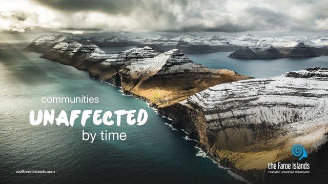 Visit Faroe Islands - Winter branding film