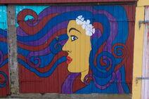 Nólsoy - mural 02