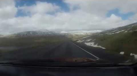 Faroe Islands - Toftir to Tórshavn (Timelapse)