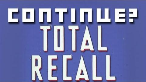 Total Recall (NES) - Continue?