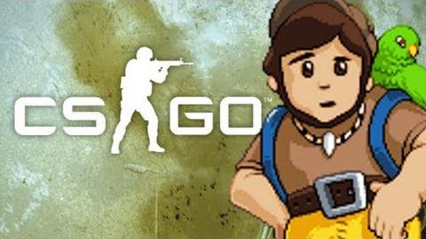 How To Play Counter Strike Global Offensive - JonTron