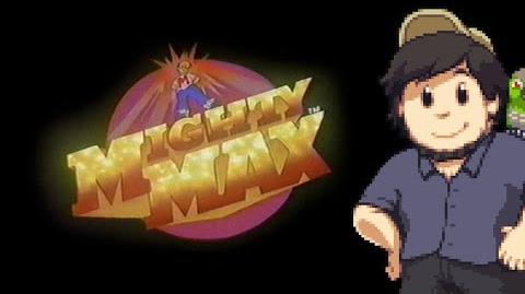 Mighty Maxed Out - JonTron