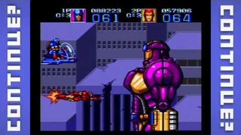 Captain America and The Avengers (GENESIS) - Continue?