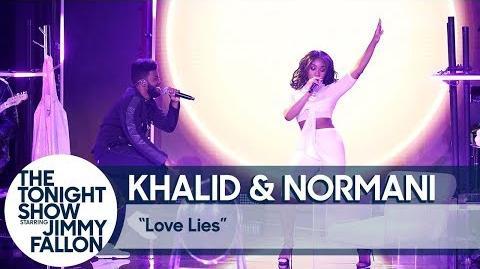 Khalid & Normani Love Lies