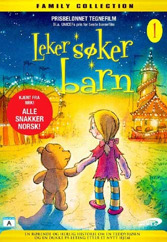 Unike Leker søker barn (TV-serie) | Norske Dubber Wikia | FANDOM powered FL-64