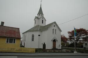 Skåre kirke i Haugesund