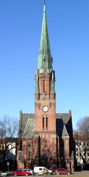 Paulus kirke Oslo