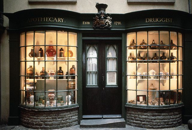 The Apothecary North End London Wikia Fandom Powered