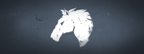 ClanBanner horse Northgard