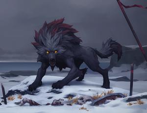 Wolf Fenrir