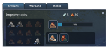 Tools Forge Northgard Update