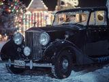 Charlie's 1938 Rolls-Royce Wraith