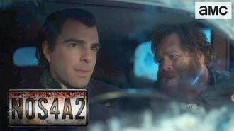 'Visiting Christmasland' Talked About Scene Ep. 107 NOS4A2