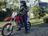 Vic's Motorbike
