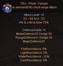 Weak Vampie Desc