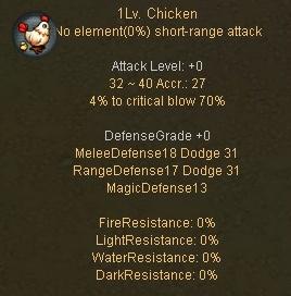 Chicken Desc