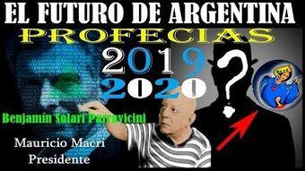 Nostradamus 2019