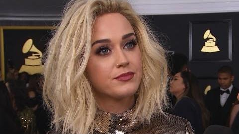 Grammys 2017- Katy Perry On The Meaning Behind 'Chained To The Rhythm'