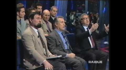 """Rai2 - """"Misteri 1995"""" - """"Nostradamus"""" - """"L'uomo forte"""""""