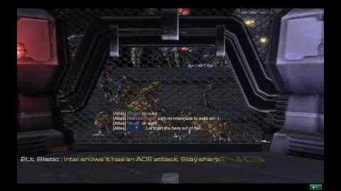 NOTD Starcraft - Rifleman Gameplay Trailer