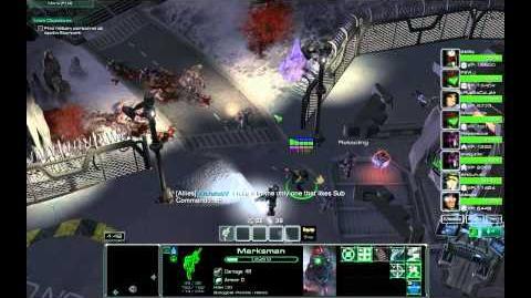 NOTD Starcraft - Marksman Gameplay Trailer
