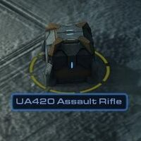 UA420