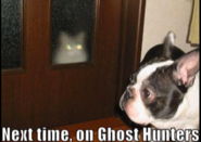Next time on ghost hunters