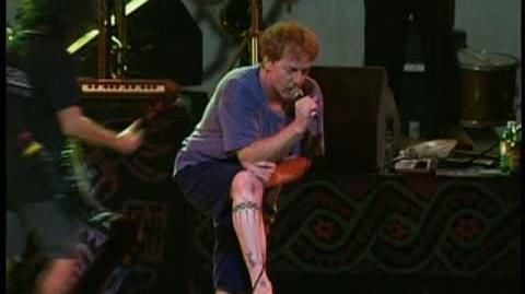 Oingo Boingo Farewell - No One Lives Forever