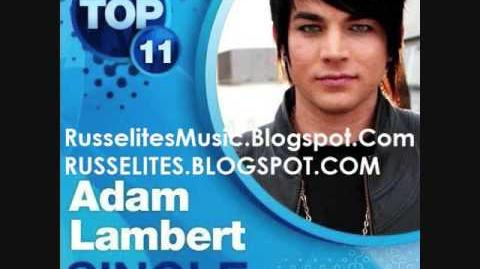 Mad World (Studio Recording) - Adam Lambert Download