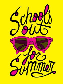 Out of school