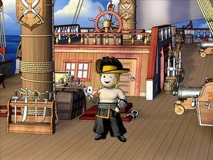 Bigshipdeck