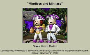 Minilass