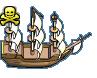 Rogue class grand frigate dock