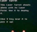 Laser Turret
