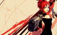 Guns-anime-girl